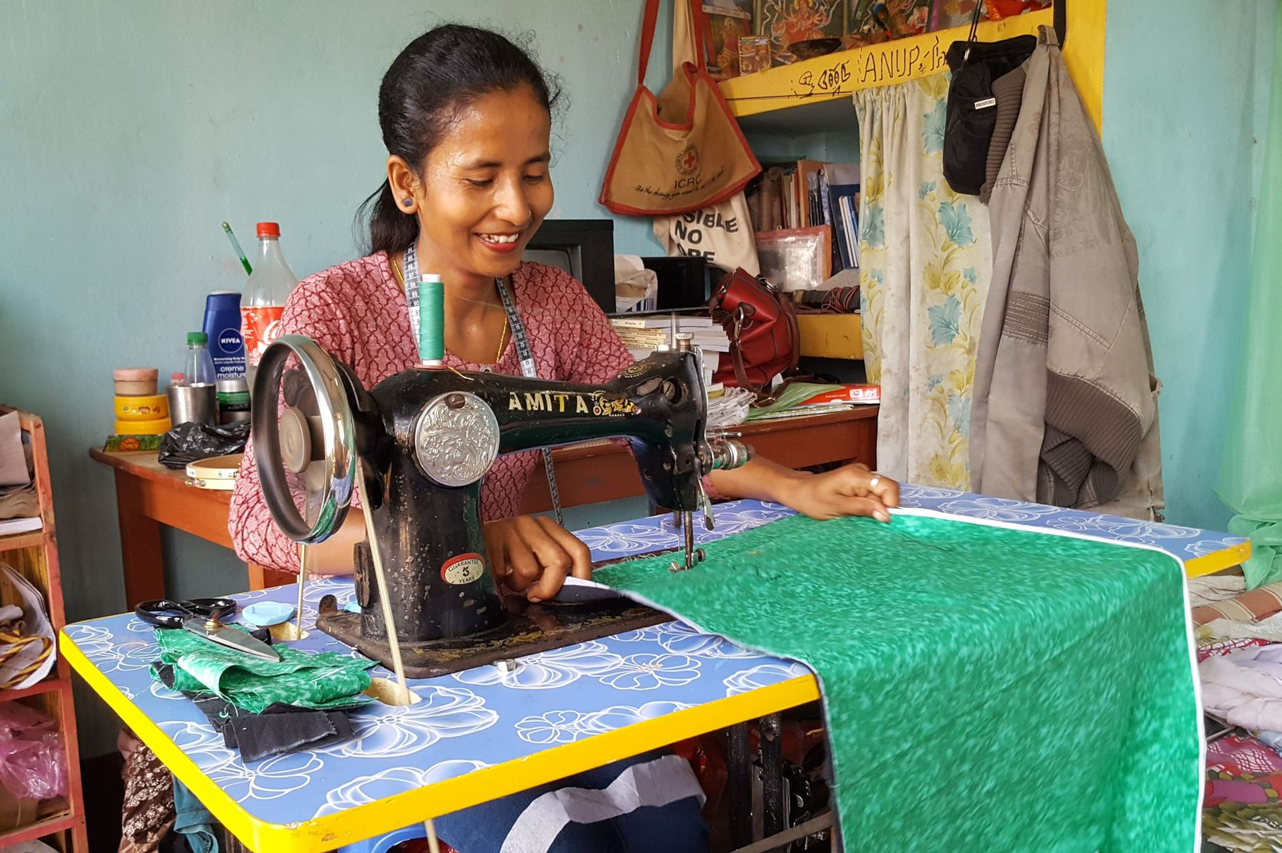 Help 35 Nepali War Survivors Build Their Business